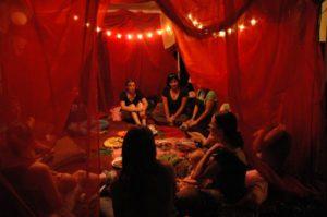 Red Tent @ St Louis Wellness Center