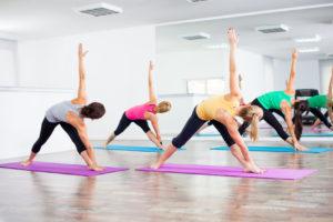Vinyasa Yoga @ St Louis Wellness Center