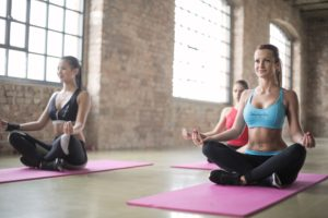 Flow and Stretch Yoga